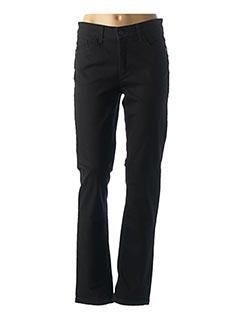 Jeans coupe slim noir PIERRE CARDIN pour femme