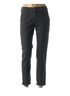 Pantalon casual gris PIERRE CARDIN pour femme