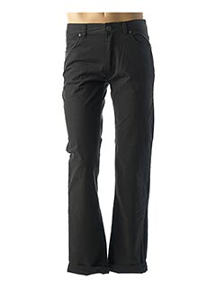 Pantalon casual noir TIBET pour homme