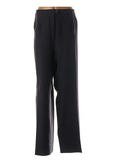Pantalon chic bleu QUATTRO pour femme