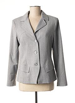 Veste chic / Blazer gris CHRISTIAN MARRY pour femme