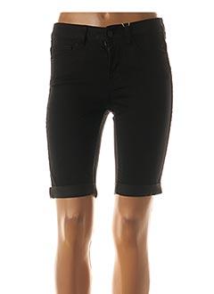 Produit-Shorts / Bermudas-Femme-PIECES