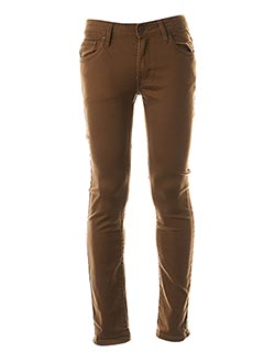Pantalon casual marron TIFFOSI pour homme
