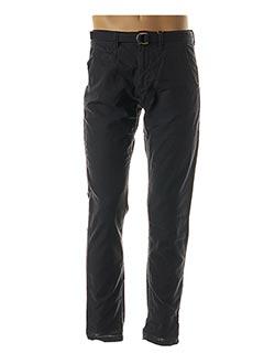 Pantalon casual noir BLEND pour homme