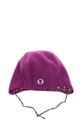 Bonnet violet MEXX pour fille