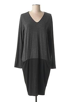 Robe pull noir AGATHE & LOUISE pour femme