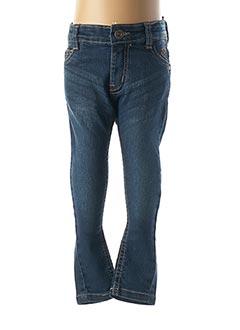 Jeans coupe slim bleu WEEK END A LA MER pour enfant