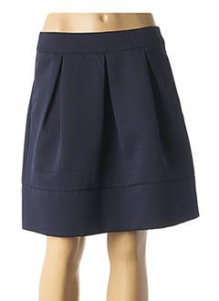 Jupe courte bleu ESSENTIEL ANTWERP pour femme