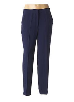 Pantalon chic bleu ESSENTIEL ANTWERP pour femme