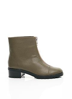 Bottines/Boots vert PAUL & JOE pour femme