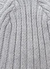 Bonnet gris ABSORBA pour garçon seconde vue
