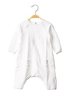 Combi-pantalon blanc ABSORBA pour enfant