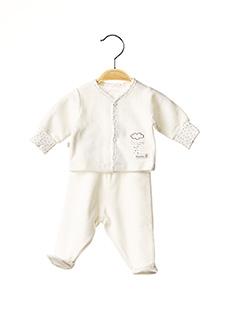 Veste/pantalon blanc ABSORBA pour enfant