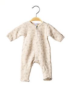 Pyjama beige ABSORBA pour enfant