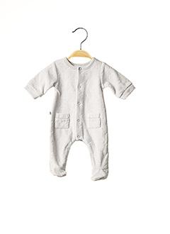Pyjama gris ABSORBA pour enfant