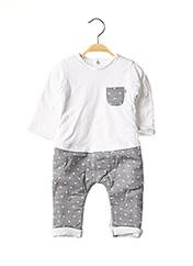 Combi-pantalon gris ABSORBA pour enfant seconde vue