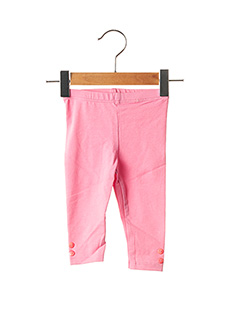 Legging rose ABSORBA pour fille