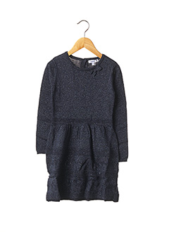 Robe pull bleu ABSORBA pour fille