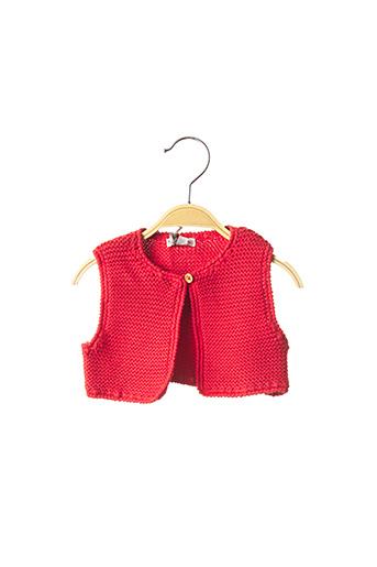 Gilet sans manche rouge ABSORBA pour enfant