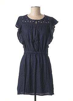 Robe courte bleu GARCIA pour fille