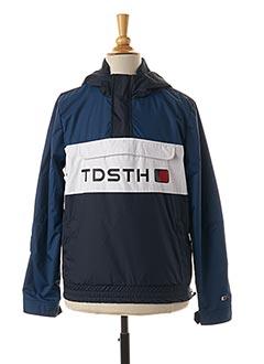 Imperméable/Trench bleu TEDDY SMITH pour garçon