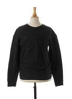 Sweat-shirt noir GARCIA pour fille