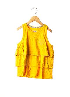 Débardeur jaune NOPPIES pour fille