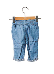 Pantalon casual bleu NOPPIES pour fille seconde vue
