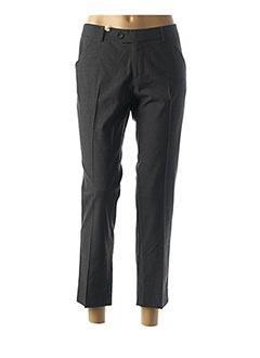 Pantalon 7/8 gris QUIET pour femme