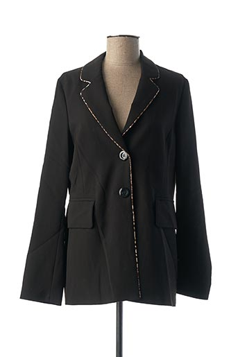 Veste chic / Blazer noir CAROLINE BISS pour femme