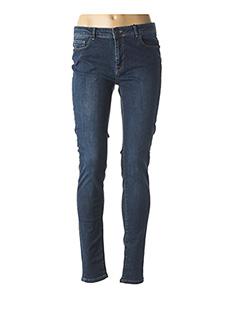 Jeans skinny bleu JANIRA pour femme