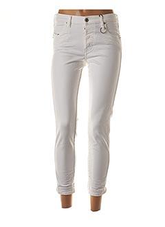 Jeans skinny blanc DIESEL pour femme