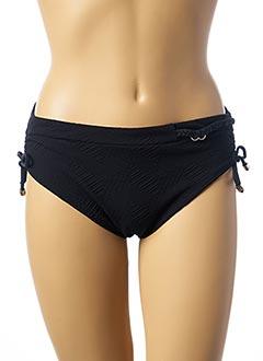 Bas de maillot de bain noir LISE CHARMEL pour femme