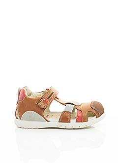 Sandales/Nu pieds marron BIOMECANICS pour garçon
