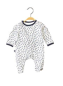 Pyjama blanc BOBOLI pour enfant