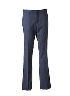 Pantalon chic bleu JULES pour homme