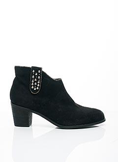 Bottines/Boots noir VANESSA WU pour femme