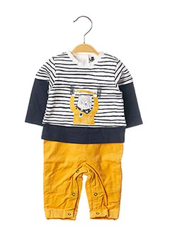 Combi-pantalon jaune 3 POMMES pour garçon