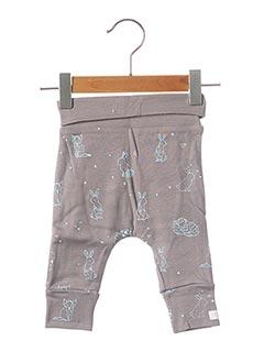 Pantalon casual gris 3 POMMES pour garçon