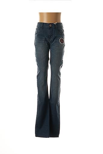 Jeans coupe slim bleu CHIPIE pour fille