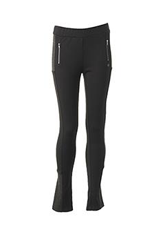 Pantalon casual noir CHIPIE pour fille