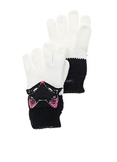 Gants noir CATIMINI pour fille