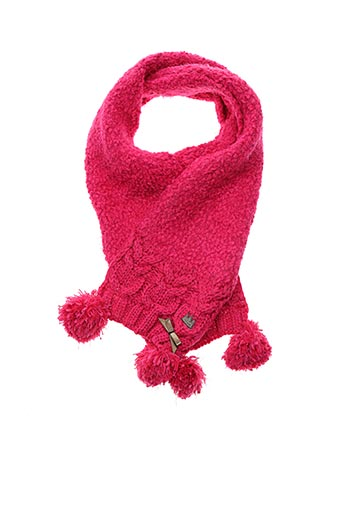 Echarpe rose CATIMINI pour fille