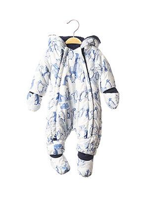 Combi-pantalon bleu CATIMINI pour garçon