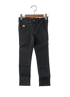 Jeans coupe slim noir CATIMINI pour fille