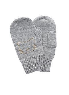 Gants gris ESPRIT pour fille