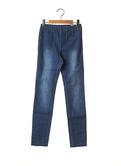 Jeans coupe slim bleu ESPRIT pour fille