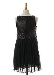 Robe mi-longue noir ESPRIT pour fille seconde vue