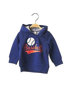 Sweat-shirt bleu ESPRIT pour garçon