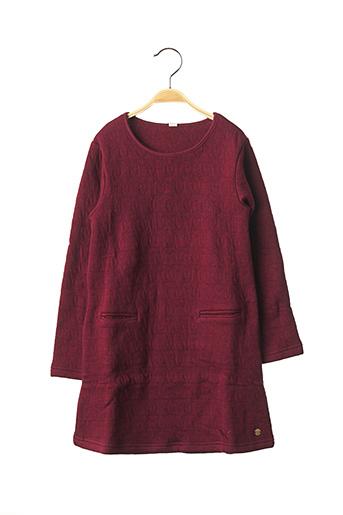 Robe mi-longue rouge ESPRIT pour fille